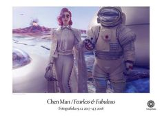 Chen Man Fan Bingbing - A Space Odyssey Fan Bingbing, Chen, Princess Zelda, Fictional Characters, Monkey, Posters, Space, Art, Floor Space