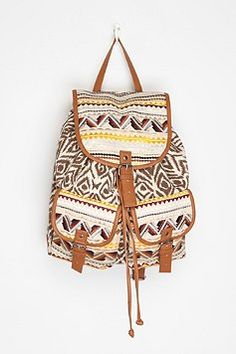 Ecote Bizarre Backpack, Urban Outfitters