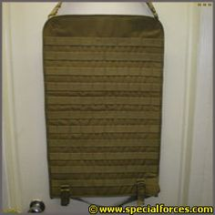 Molle Seat Back Panel