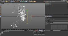 Pose Morph, Animating Vertex Maps & Tearing Cloth in Cinema 4DComputer Graphics & Digital Art Community for Artist: Job, Tutorial, Art, Concept Art, Portfolio