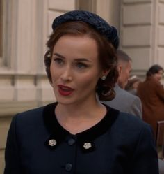 Dominique McElligott (Louise Shepard) in season 1 episode 2 of ABC's Astronaut Wives Club based on the book by Lily Koppel. Vintage Clothing, Vintage Outfits, Vintage Fashion, The Astronaut Wives Club, Dominique Mcelligott, Retro Hairstyles, Club Style, Film Stills, Mad Men