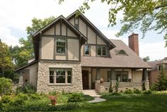 Craftsman Style House by Andrew Melaragno