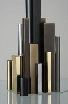 Jean-Louis Deniot: The Man behind the Designer - Architektur Texture Metal, Art Decor, Decoration, Home Decor, Jean Louis Deniot, Decorative Accessories, Home Accessories, Material Board, Unique Lamps