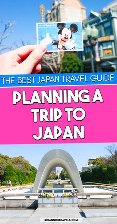 Planning a Trip to Japan: The Best Japan Travel Guide | Rhiannon Travels #JapanTravelBucketLists