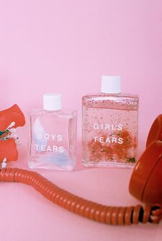 pink, boy, and girl 이미지