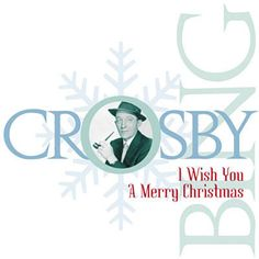 Found I Wish You A Merry Christmas by Bing Crosby with Shazam, have a listen: http://www.shazam.com/discover/track/5224254