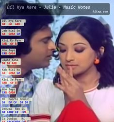 Keyboard Notes For Songs, Song Notes, Keyboard Lessons, Music Notes, Piano Music Easy, Sheet Music, Kishore Kumar Songs, Beat Songs, Film Song