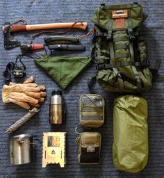 VAGABOND EDC GEAR + BLOG = — Bushcraft Loadout