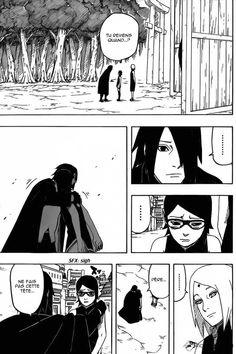 Naruto gaiden Naruto Kakashi, Naruto Gaiden Manga, Naruto Shippuden, Sarada Uchiha Manga, Naruto Cute, Sasusaku Doujinshi, Narusaku, Naruhina, Sakura And Sasuke