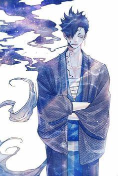 🦊🦊🦊 from the story Las mejores versiones de Haikyuu! Kuroo Haikyuu, Kuroo Tetsurou, Haikyuu Fanart, Haikyuu Anime, Yukata, Chica Anime Manga, Manga Boy, Fanarts Anime, Anime Characters
