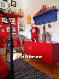 Lakbear has shared 1 photo with you! Sweet Home, Loft, Cabinet, Storage, Bed, Feng Shui, Furniture, Home Decor, Colors