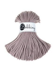 Pearl cotton cord 3mm 100m Bobbiny Macrame Cord, 100m, T Shirt Yarn, Cotton Rope, Color Pop, Pearls, Knitting, Knots, Crochet
