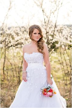 The Wedding Post of Arkansas wedding blog: Arkansas Bride: Mallory Kettlewell Hopper
