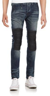 Cult of Individuality Greaser Moto Jeans