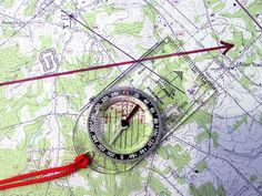 Using a Compass - The Basics | Brian's Backpacking Blog