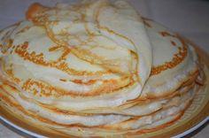 шеф-повар Одноклассники: Блинчики тонкие на молоке
