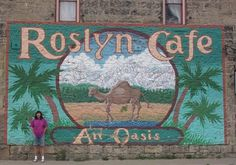 Roslyn, Washington (where Northern Exposure was filmed)