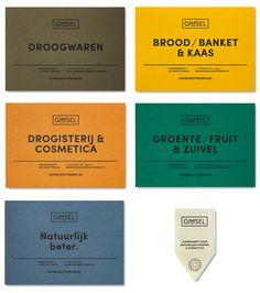 GIMSEL Supermarkt / by Studio Beige