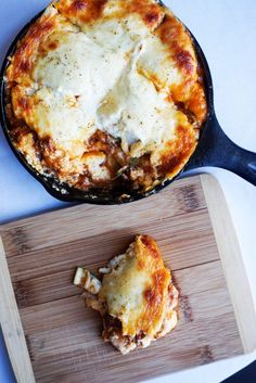 This Keto Lasagna uses the hearty vegetable, zucchini, for the noodle replacement and you won't miss the noodles one bit!