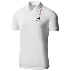 Men's Clothing and Footwear - le coq sportif ® - Shop online Tennis Fashion, Polo T Shirts, Mens Tops, Stuff To Buy, Inspiration, Shopping, Clothes, Sports, Men