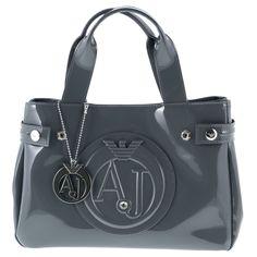 Armani Small Patent Handbag
