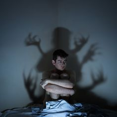 """Demons"" —  Photographer/Model: Luan Felipe"