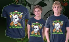 Cricket? Teenage Mutant Ninja Turtles, Casey Jones Shirt | TeeFury