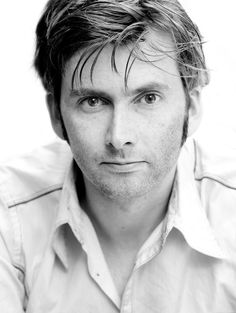David Tennant - He's so much more than just The Doctor (although clearly the BEST Doctor). He might be the most charming person I've ever seen on my tellie. It might be the Scottish accent too.