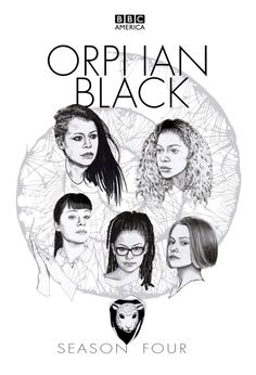 I've been working on poster designs for a competition that the show Orphan Black is putting on. This show is my favorite so it was a no brainer that I would make an attempt. Series Movies, Tv Series, Orphan Black Paul, Show Me Videos, Dessin Game Of Thrones, Girl Interrupted, Tatiana Maslany, Film Reels, Black Quotes