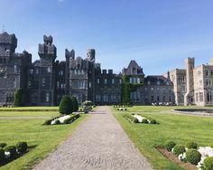 Morning at the castle  #ashfordcastle #ireland #gmgtravels #willjourney