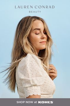 Feel your best with clean beauty from Lauren Conrad Beauty. Love Lauren's signature look? Recreate it using The Eyebrow Pencil, The Eyeshadow Palette, The Liquid Eyeliner and The Mascara. Bonus: Get them in a flash with fast + free store pickup. Shop clean makeup, skincare and more from Lauren Conrad Beauty at Kohl's and Kohls.com. #cleanbeauty #LaurenConradBeauty Lauren Conrad Beauty, Lauren Conrad Hair, Lauren Conrad Collection, Love Lauren, Clean Makeup, Signature Look, Beauty Essentials, Hair Dos, Beauty Routines