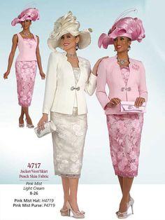 Pink Mist Light Cream  Sizes 8-26