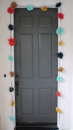 decorar puertas casa