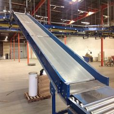 Used Incline Conveyor