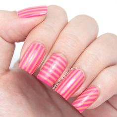 WINK AND BLUSH  #nail #nails #nailart