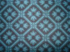 Vintage Laura Ashley Fabric, 1988