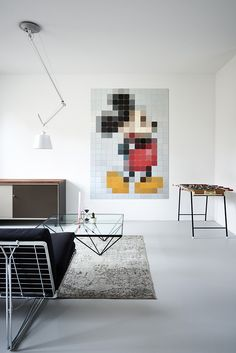 Mickey Mouse, Uniqlo, Daily Inspiration, Interior Design, Interior  Architecture, House Styles