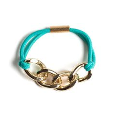 Skinny And Rich Bracelet Turq, $40, now featured on Fab.