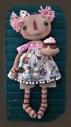 Maureen Mills doll