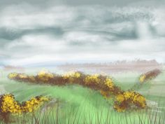 Scottish Sea by Thomas Richard Berry, via Flickr Brushes, Berry, Paintings, Sea, Explore, Nature, Travel, Naturaleza, Viajes