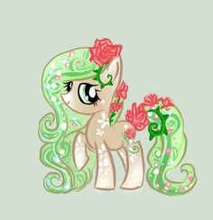 Garden Rose - adopted by faven degaga plz no more repins:)