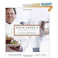 David Burke's second day dish... Gives you recipes and then another recipes for all the leftover ingredients from the original recipe!