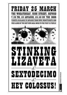 Stinking Lizaveta, 2005