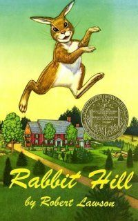 1945 Newbery winner: Rabbit Hill by Robert Lawson.. I'll never forget loving this book as a 3rd grader
