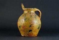 Donyatt puzzle jug. Dated 1826.