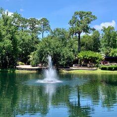 Hilton Head Island Motorcoach Resort - Hilton Head Island, South Carolina - Campground Reviews Best Rv Parks, Bike Path, Hilton Head Island, Rv Life, Campsite, South Carolina, Paths, Waterfall, Outdoor