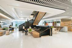 Stairway To (Workplace) Heaven: Dentsu Aegis Network Beijing | Architecture & Design
