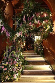 London Restaurant Sketch One-Ups the Chelsea Flower Show - Condé Nast Traveler
