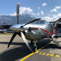 Pilatus PC 12 | Private airplane designed by studio a.s.h. Avion Jet, Airplane Painting, Airplane Design, Private Plane, Regional, Airplanes, Business Ideas, Dream Cars, Fighter Jets