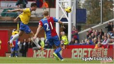 Ten-man Arsenal see off brave Palace  Premier League, Selhurst Park – Crystal Palace 0 Arsenal 2 (Arteta pen 47, Giroud 88); Arteta sent off.